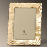 L'Objet Gold Pleats Picture Frame | Gracious Style