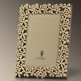 L'Objet Gold Garland Picture Frame | Gracious Style 