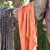 Marquetry Merino Wool Throws | Gracious Style