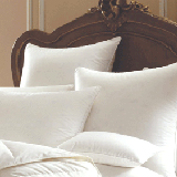 Himalaya Down Pillows - Polish or Siberian Goose Down | Gracious Style