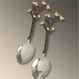 Mullbrae Salad Serving Set by L'Objet | Gracious Style 