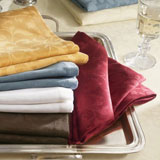 Orchard Custom Tablecloths and Napkins | Gracious Style