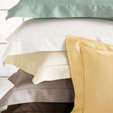 Pillow Shams: Egyptian Cotton, Fine Linen and Embroidered Shams | Gracious Style