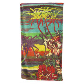 Palm Beach Cotton Bath Towels by Fresco &#124; Gracious Style
