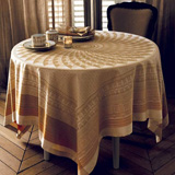 Pantheon Vermeil Easy Care Table Linens