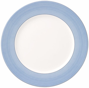 Raynaud Pareo Blue Charger Plate | Gracious Style