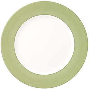 Raynaud Pareo Green Dinnerware | Gracious Style