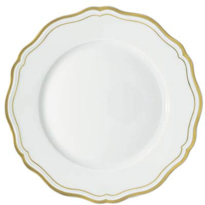 Formal China Dishware - Banded Gold, Platinum, Colors | Gracious Style