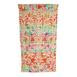 Rainbow Damask Cotton Beach Towel by Fresco | Gracious Style