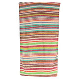 Rainbow Stripes Cotton Bath Towels by Fresco | Gracious Style