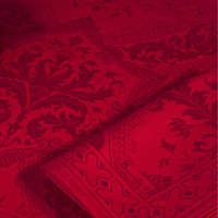 Topkapi Red Table Linens