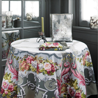 Arne Gray Table Linens