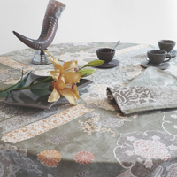 Rialto Beige Table Linens