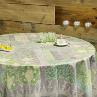 Rialto Steel Table Linens