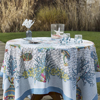 Aquarius Original Table Linens