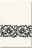 Renaissance Hand Towels Embroidered Linen | Gracious Style