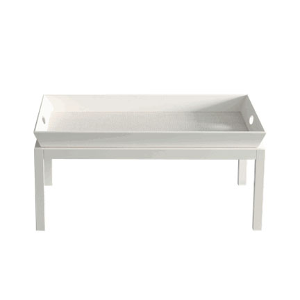 Rowayton Coffee Table by oomph | Gracious Style