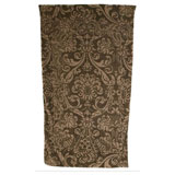 Royal Damask Bark Cotton Beach Towel by Fresco | Gracious Style