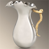 L'Objet Ruffelle Pitcher | Gracious Style