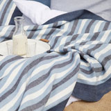 Santa Cruz Linen Bedspread | Gracious Style