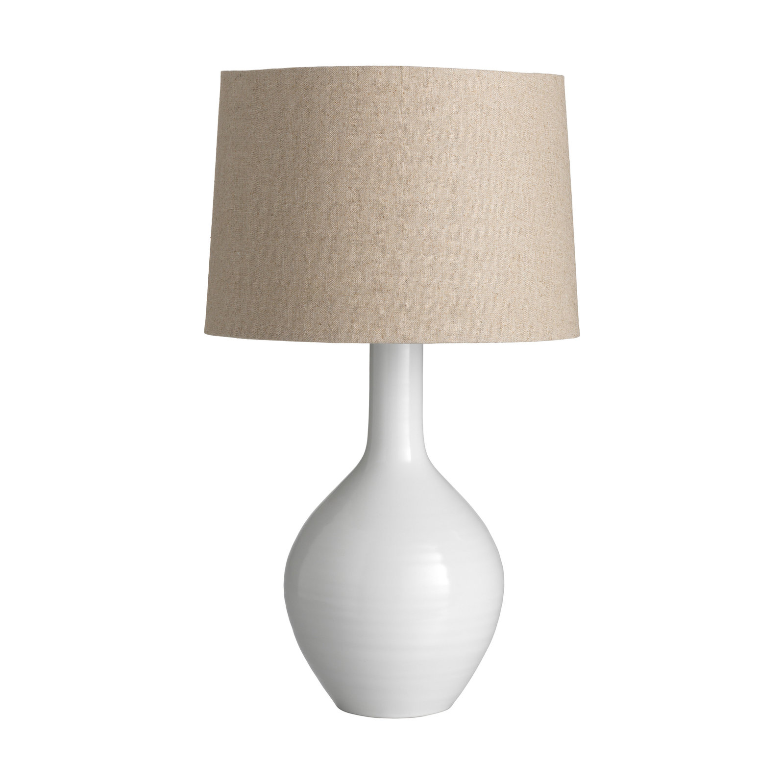 Simon Pearce Tall Lamp 30 In Shade Not Included