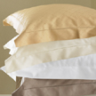 1020 thread count damask bedding with hemstitching | Gracious Style