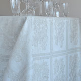 Linen Way Natalie Taupe Table Linens &#124; Gracious Style