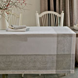 Linen Way Verona Linen Tablecloths &amp; Napkins &#124; Gracious Style