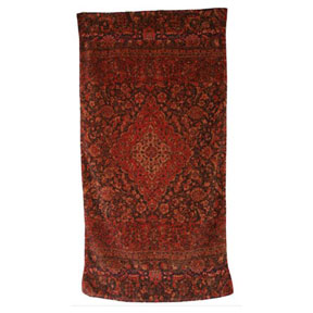 Tabrizi Cinnamon Cotton Bath Towels by Fresco &#124; Gracious Style