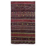 Tangier Eggplant Cotton Bath Mats by Fresco | Gracious Style