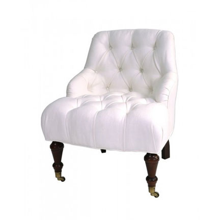 Tini Tufted Chair by oomph | Gracious Style