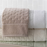 Uptown Bath Towels by Peacock Alley | Gracious Style