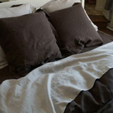 Vence Linen Bedding by Libeco | Gracious Style