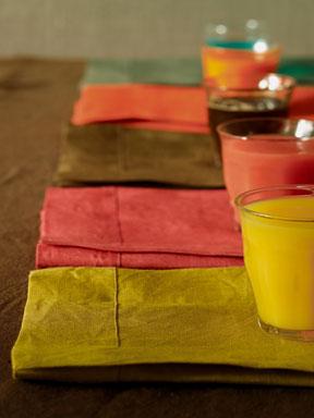 Vence Table Linens - Libeco Home   Gracious Style
