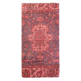 Versaille Rug Coral Cotton Bath Towels by Fresco | Gracious Style