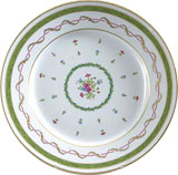 Haviland Vieux Paris Vert Dinnerware | Gracious Style