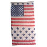 Vintage Americana Cotton Bath Towels by Fresco | Gracious Style