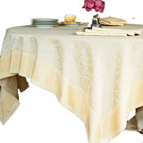 Waltz Easy Care Table Tablecloths | Gracious Style