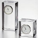 Woodbury Clocks by Simon Pearce | Gracious Style
