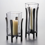 Woodbury Lanterns by Simon Pearce | Gracious Style