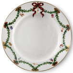 Star Fluted Christmas Dinnerware